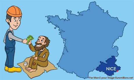 Gagnant EuroMillions en France du mardi 13 novembre 2012