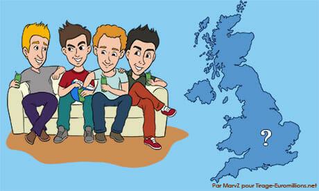 Gagnant EuroMillions au Royaume-Uni du vendredi 8 octobre 2010