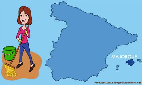 Gagnant EuroMillions en Espagne du vendredi 8 mai 2009