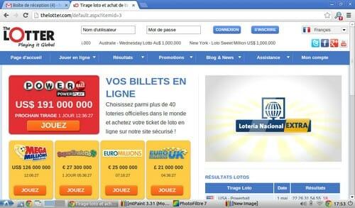 The Lotter.Com