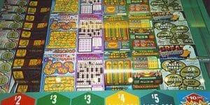 Un collectionneur de billets de loterie… qui refuse de les gratter
