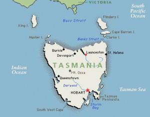Tasmanie-Loto-Mari-Decede