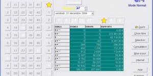 Programmes pour vous aider à remplir vos grilles d'Euromillions et de Loto