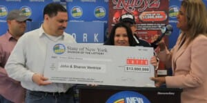 Une promotion qui rapporte 13 millions à ce couple de New York