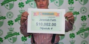 Un multi-récidiviste du loto : « je joue pour gagner »