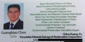 Un riche homme d'affaires chinois invite 1000 pauvres américains au restaurant