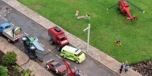 Accident de voiture, hôpital et gain au loto en 1 jour…