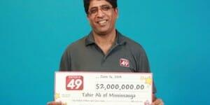 Coup de maître pour son premier essai au loto : il gagne 2 millions !