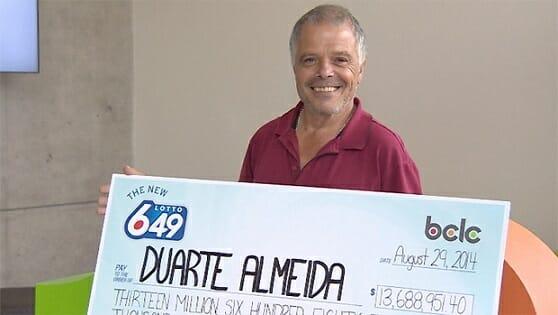 Duarte-Almeida-Lotto