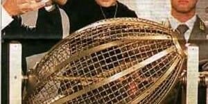 Escándalo de la lotería de los niños sacude a Italia