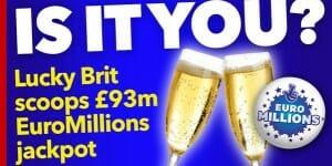 Euromillions : le Royaume-Uni, royaume des chanceux