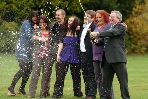 Gagnant EuroMillions au Royaume-Uni du vendredi 6 novembre 2009