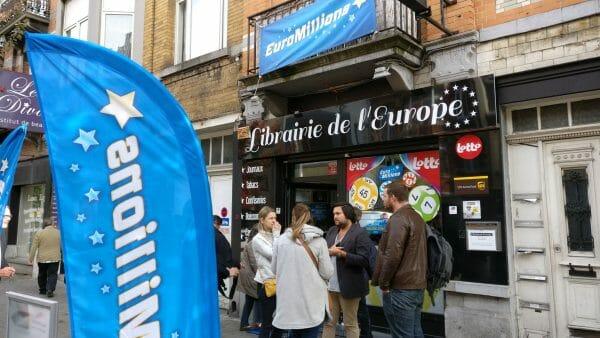 Gagnant EuroMillions en Belgique du mardi 11 octobre 2016