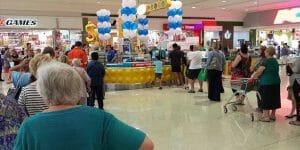 Un groupe d'Australiens commence l'année de la meilleure des manières grâce au loto!
