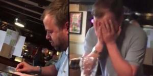 Il pense avoir gagné le jackpot, mais ce n'est qu'un canular (vidéo)