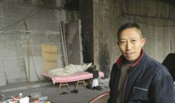 Wang Chengzhou, obsédé du loto