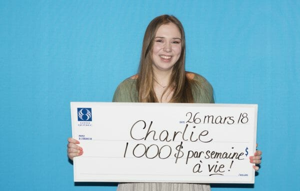 Québec gagnant à vie
