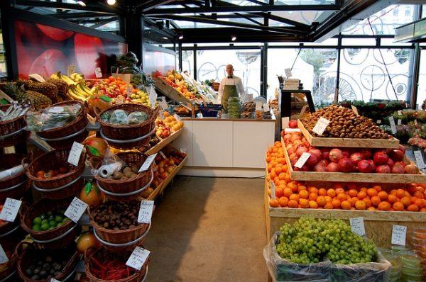 supermarché loto